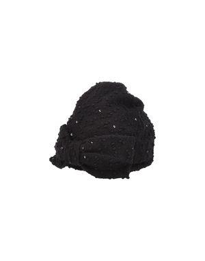 黑色 PINK BOW 帽子