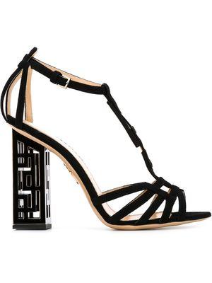 CHARLOTTE OLYMPIA 'Geometric' sandals