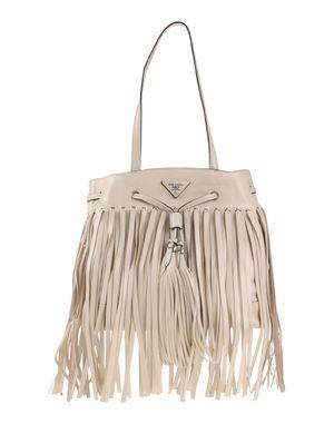 沙色 PRADA Handbag