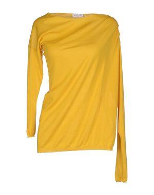 黄色 VIONNET 套衫