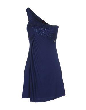 蓝色 MET MIAMI COCKTAIL 短款连衣裙
