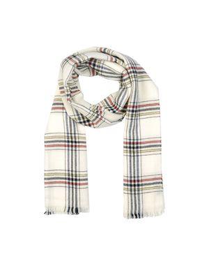 象牙白 ARTE 围巾