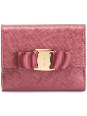 SALVATORE FERRAGAMO 'Miss Vara' coin purse