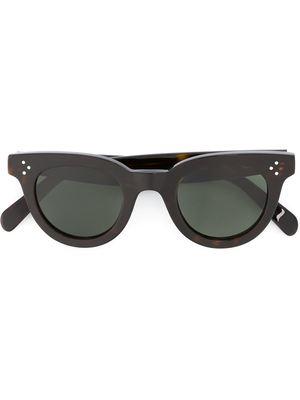 CELINE tortoise shell sunglasses
