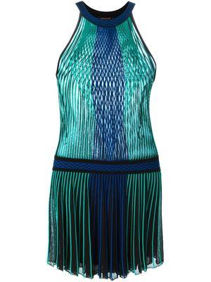 ROBERTO CAVALLI woven dress