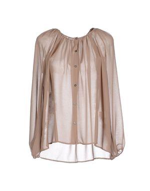 沙色 GOLD CASE Shirt