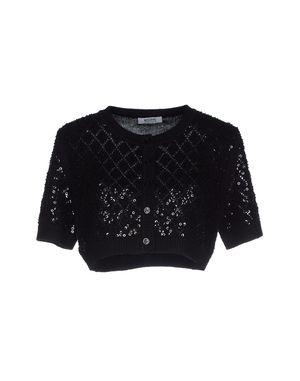 黑色 MOSCHINO CHEAPANDCHIC 短套衫