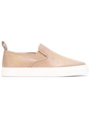CHLOE 'Susanna' slip-on sneakers