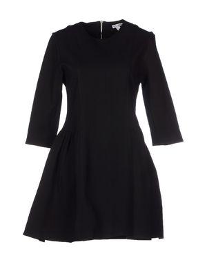 黑色 KLING 短款连衣裙