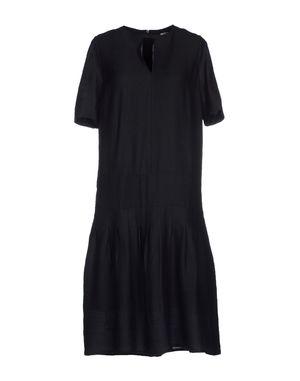 黑色 PINKO GREY 及膝连衣裙