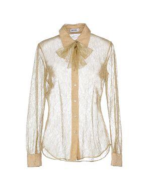 金色 MOSCHINO CHEAPANDCHIC Shirt