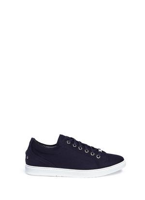 CASH五角星铆钉羊毛法兰绒运动鞋