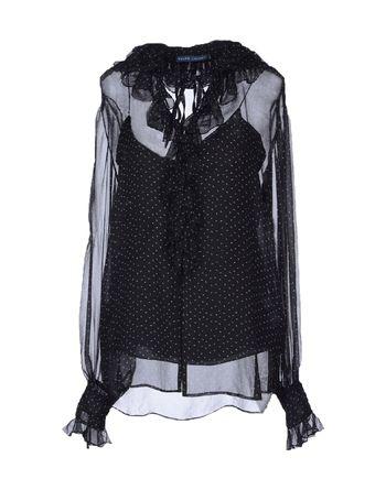 黑色 RALPH LAUREN 长袖衬衫