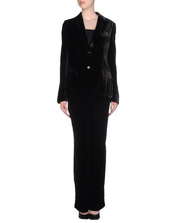 深棕色 ASPESI 女士西装套装