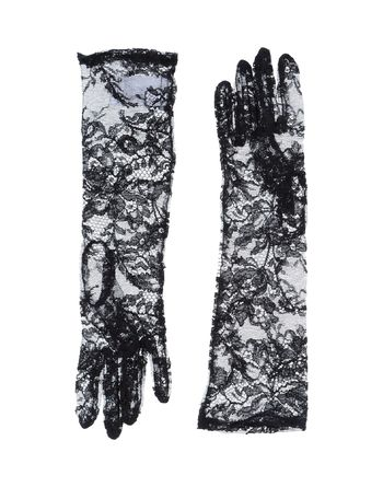 黑色 DOLCE & GABBANA 手套