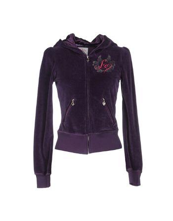 紫色 LIPSY 运动服