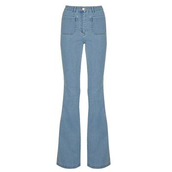 你该为你的腿型 挑一条合适的牛仔裤了