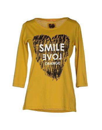 赭石色 BOSS ORANGE T-shirt