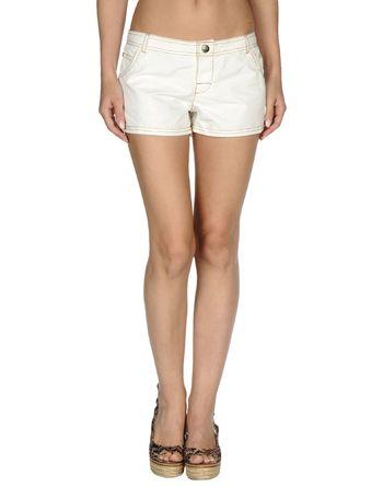 白色 SUNDEK 沙滩裤