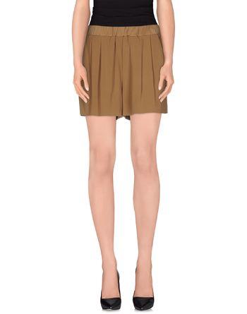 棕色 PINKO BLACK 短裤
