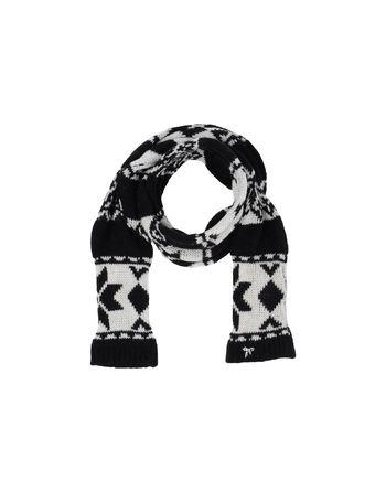黑色 SCEE BY TWIN-SET 围巾