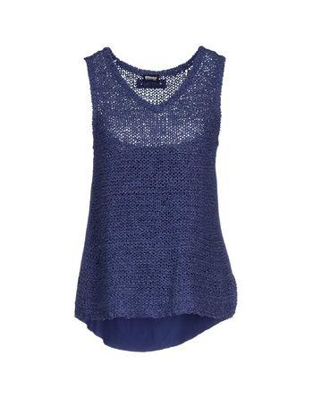 粉蓝色 BLAUER 套衫