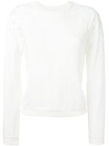 ALICE+OLIVIA 'Lidia' sweatshirt