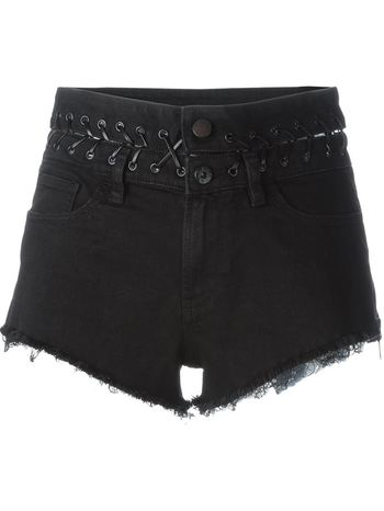 DIESEL 'De-Zalea' denim shorts