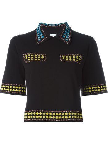 M MISSONI short-sleeved sweater