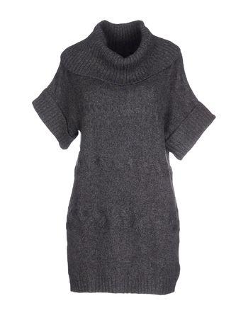 灰色 ATELIER FIXDESIGN 圆领针织衫