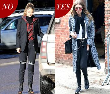 穿好黑裤子:找到适合自己腿型的那条