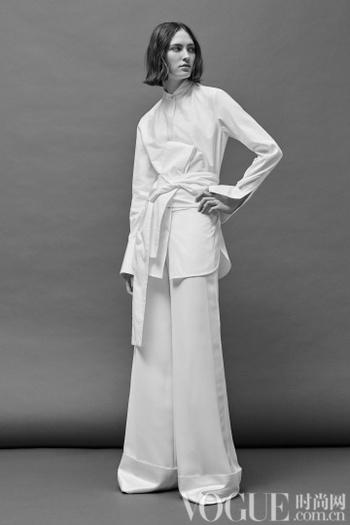 Victoria Victoria Beckham2017秋冬时装秀