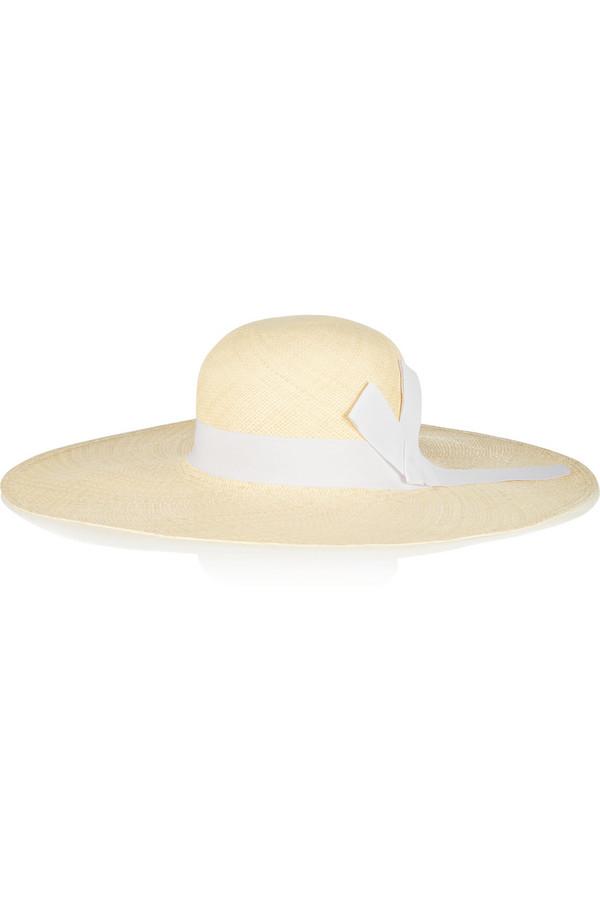 Lady Ibiza 巴拿马草编太阳帽