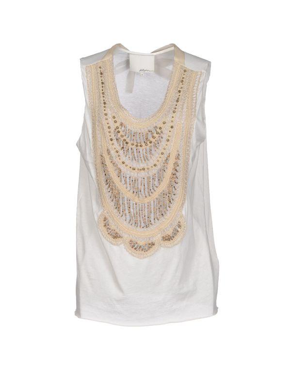 白色 3.1 PHILLIP LIM T-shirt
