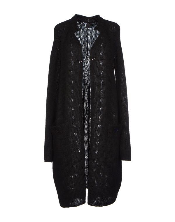 黑色 Y-3 针织开衫