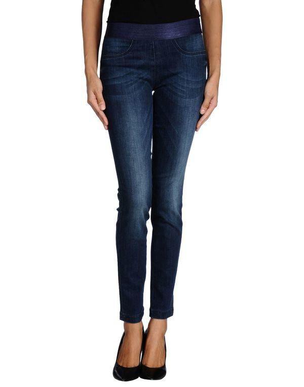 蓝色 PINKO GREY 牛仔裤
