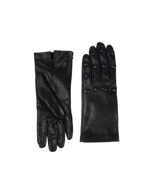 黑色 GIORGIO ARMANI 手套