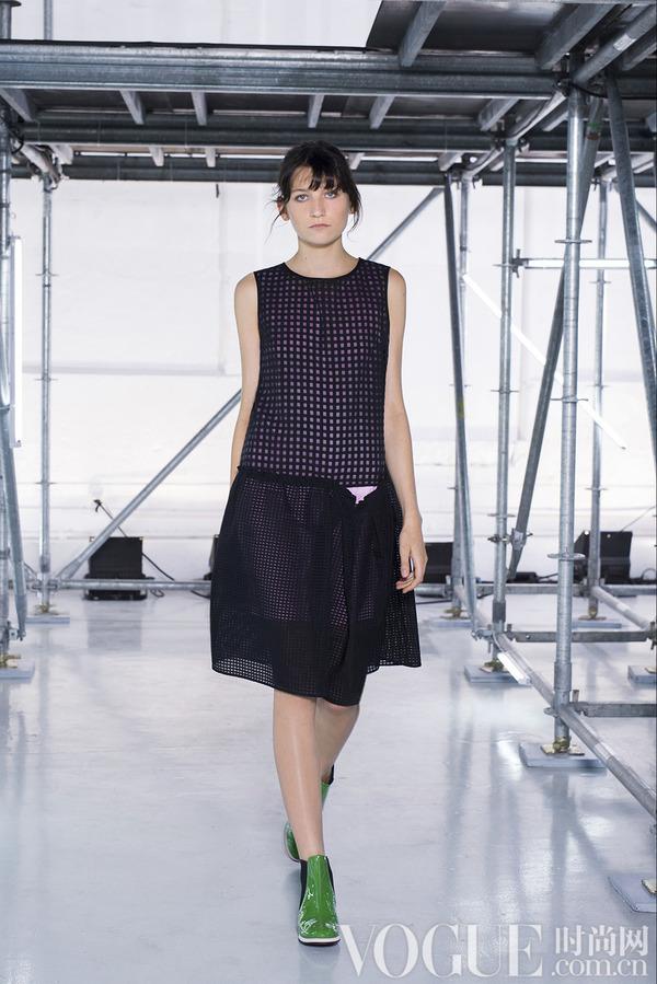 Sonia Rykiel2015春夏时装秀