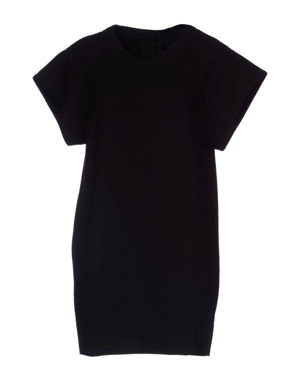 黑色 PAUL & JOE 短款连衣裙