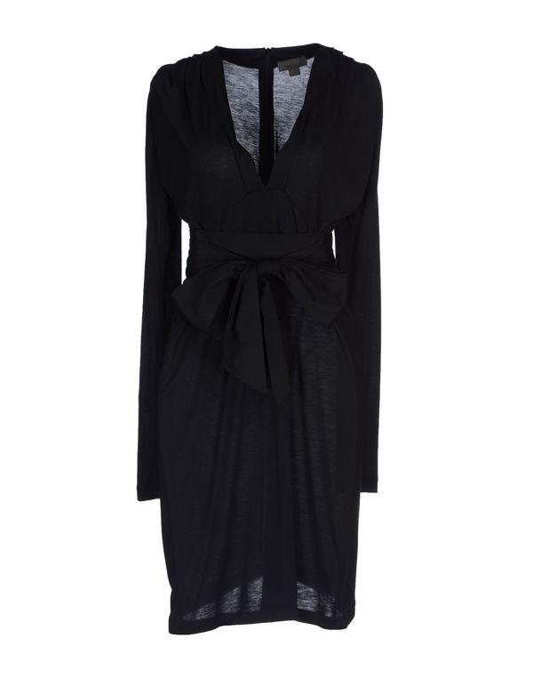 黑色 ACNE STUDIOS 短款连衣裙