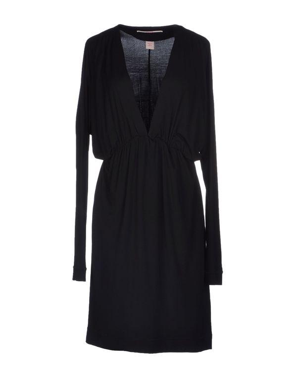 黑色 NOLITA 短款连衣裙