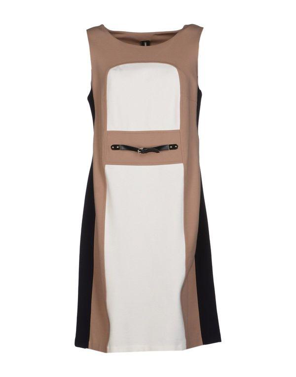 鸽灰色 1 ONE 短款连衣裙