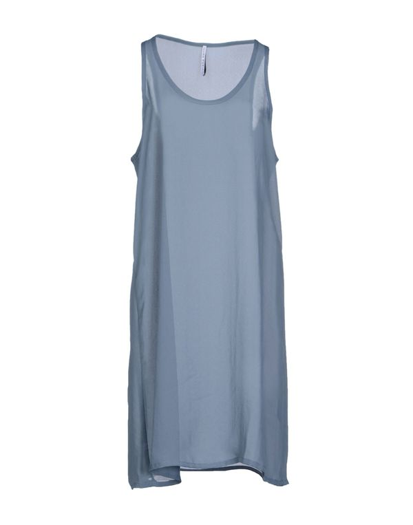 灰色 LIVIANA CONTI 短款连衣裙