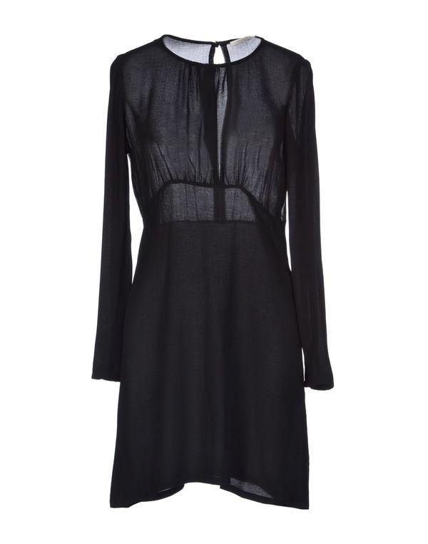 黑色 SESSUN PLAYLIST 短款连衣裙