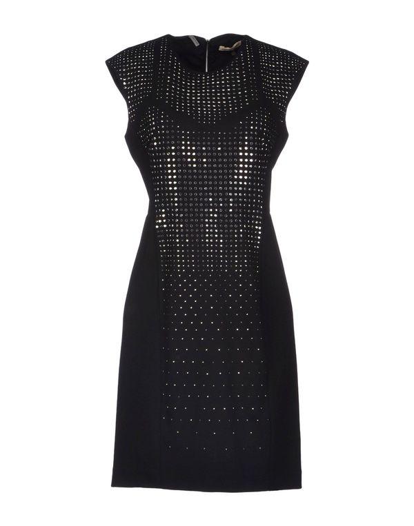 黑色 REBECCA TAYLOR 短款连衣裙