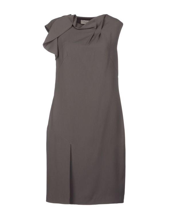 军绿色 HOSS INTROPIA 短款连衣裙