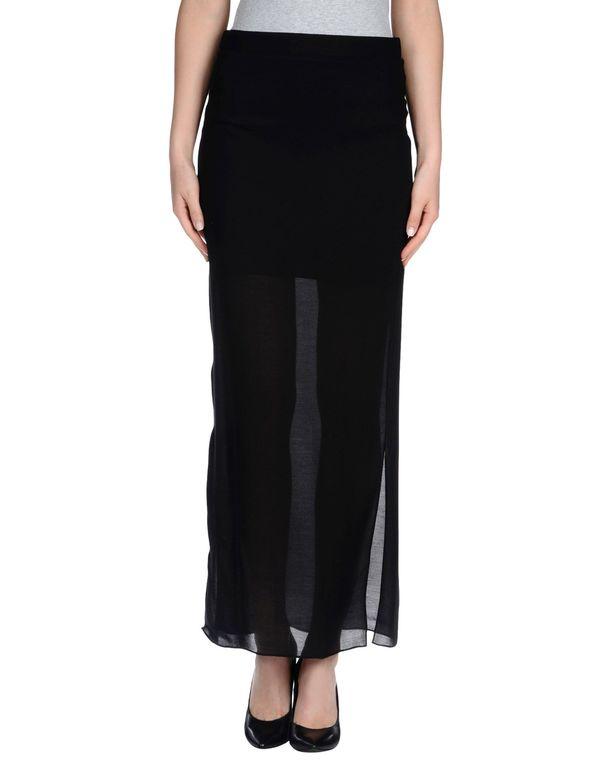 黑色 TIBI 长裙