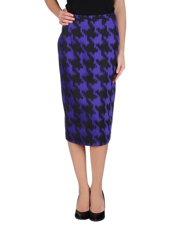 紫色 MICHAEL KORS 半长裙