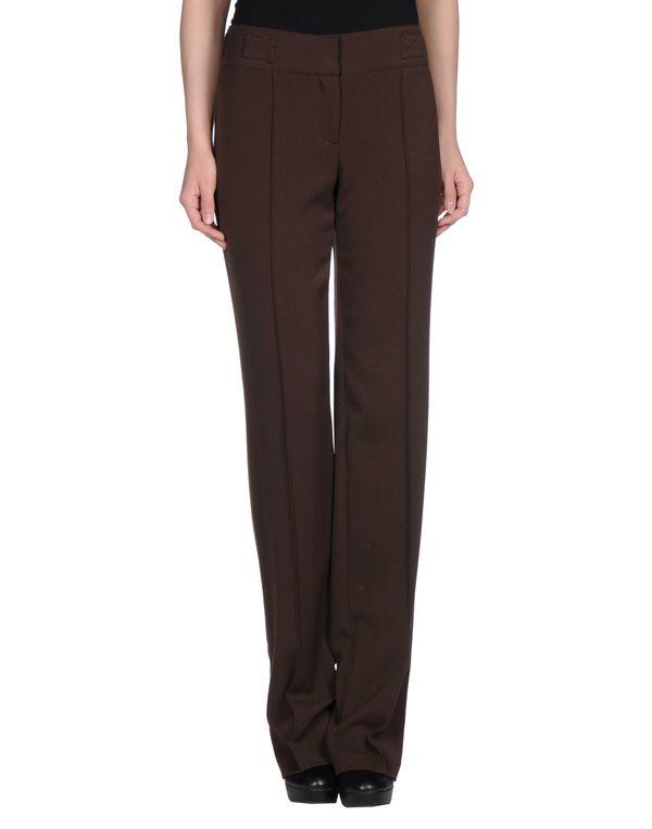 深棕色 ROCCOBAROCCO 裤装