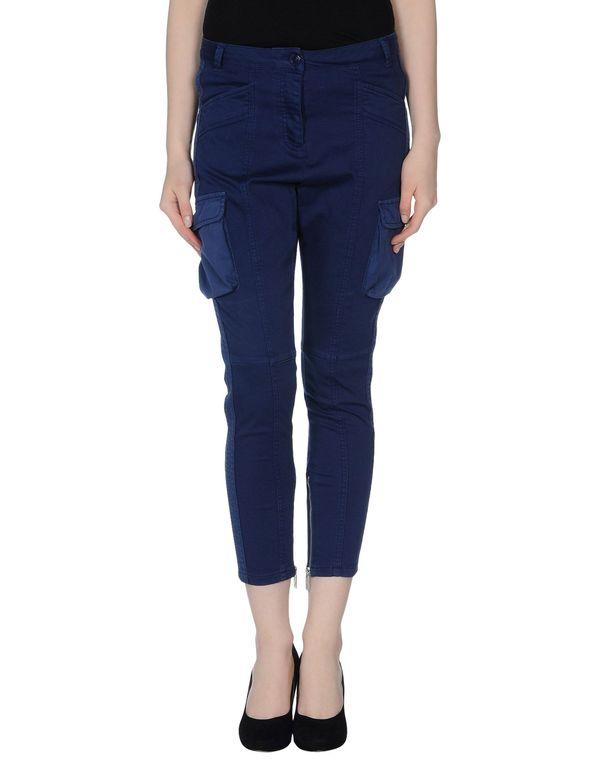 石青色 PINKO GREY 牛仔裤